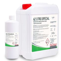 Препарат за подове и твърди повърхности AZ CITRO SPECIAL 5000мл