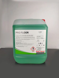 Алкохолен Препарат за  почистване на твърди повърхности Pro Floor 10 L