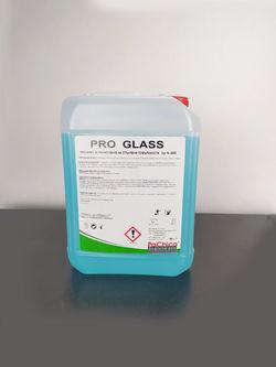 Алкохолен Препарат за почистване на стъклени повърхности Pro Glass 5000мл