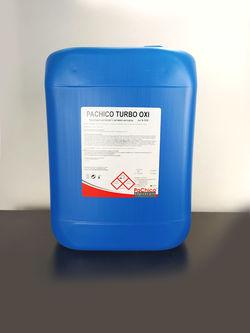 Детергент с активен кислород за пране на цветни тъкани Turbo Oxi 23кг