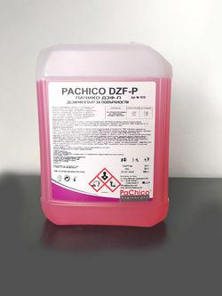 Дезинфектант за повърхности Пачико  DZF-P 5л