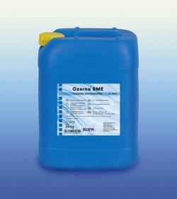 Течен перилен препарат за премахване на тежките текстилни замръсявания ОЗЕРНА БМЕ