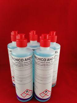 Дезинфекция и почистване на ръце и кожа Pachico AHD Gel 5бр-500мл