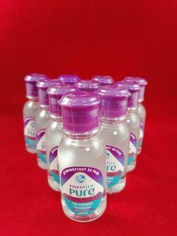 Дезинфектант за ръце с алкохол Pure Essentica с масло от лавандула 10-100мл