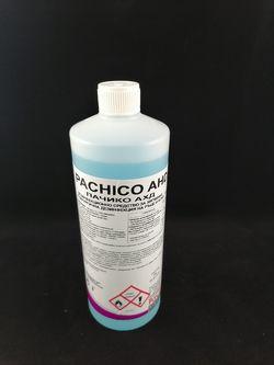 Пачико АХД уникален Дезинфектант за хигиена и хирургична дезинфекция на ръце и кожа 1л