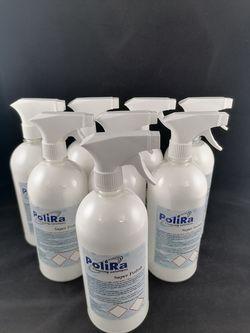 Мляко за почистване и подхранване на автотабла Super Polish от Polira 8бр по 1л