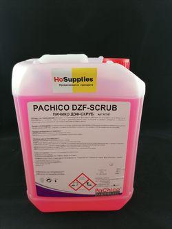 Професионален течен сапун с дезинфекция PaChico DZF-SCRUB 5000мл