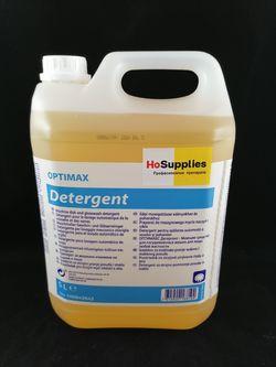 Diversey Optimax Detergent препарат за машинно измиване на съдове и чаши 5000мл