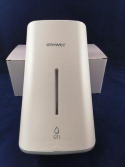 Автоматичен сензорен дозатор за дезинфекциращ гел GENWEC 1100мл