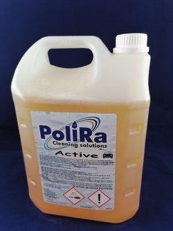 Безконтактен препарат за външно измиване на автомобили Polira Active 5кг