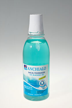 Натурален продукт с Поморийска луга вода за уста 500мл
