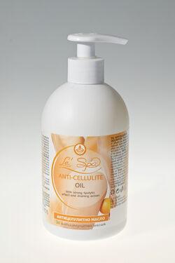 Професионално антицелулитно масло 500мл
