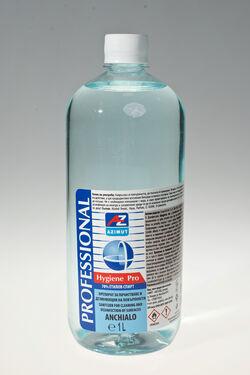 Дезинфектант за повърхности с 70% алкохол Анхиало 12бр по 1000мл
