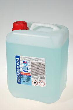 ANCHIALO дезинфектант за почистване и бърза дезинфекция на малки повърхности с 70%алкохол 5л