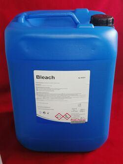 Професионален избелващ препарат на базата на хлор Bleach 25kg