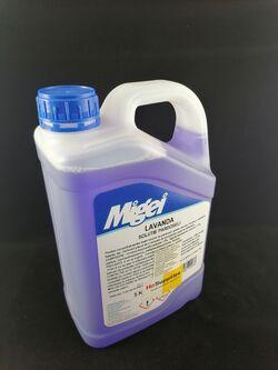 Migei Lavanda 5l Почистващ препарат за подове с аромат на лавандула