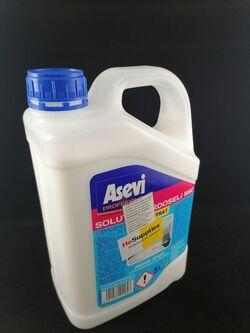 Asevi profesional Mio 5l концентриран препарат за поддържане на миещи се подове.