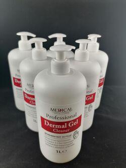 Medical Professional Dermal gel Дезинфектант за ръце 6000мл