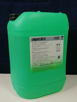 Calvatis Calgonit 6010 24кг Алкален детерген с активен хлор