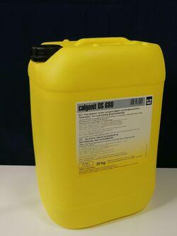 Концентриран дезинфектант без съдържание на формалдехид,подходящ за ХВП и живодновъдство Calgonit DS680 20кг