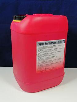 Киселинен почистващ детергент на базата на азотна киселина Calgonit Jaiu Saner Plus 29kg