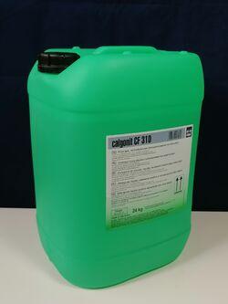 Калгонит CF 310 24kg Алкална пяна с активен хлор за отстраняване на органични замърсявания