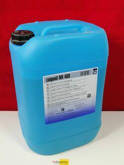 Силно алкален детергент с антипенител Calgonit NN 489  24kg