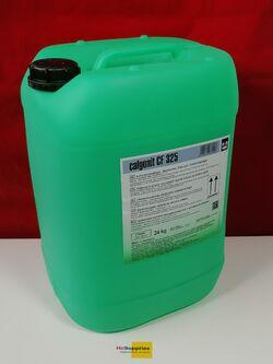 Почистваща алкална пяна с активен хлор,подходяща за хранително вкусовата промишленост Calgonit CF 325 24kg