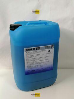 Calvatis Calgonit NN 5454 24kg Силно концентриран киселинен препарат с пеногасител