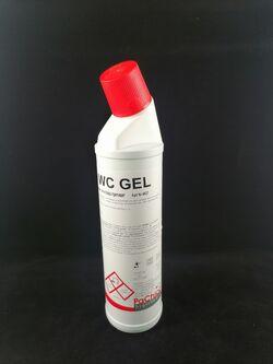 Санитарен почистващ препарат Pro WC Gel 750ml