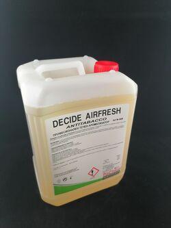 Професионален течен ароматизатор/неутрализатор Antitabacco 5l