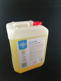 Алкален почистващ продукт с цитросов аромат AZ CITRO 5l